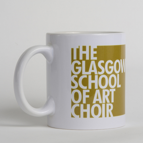 GSA Choir souvenir mug
