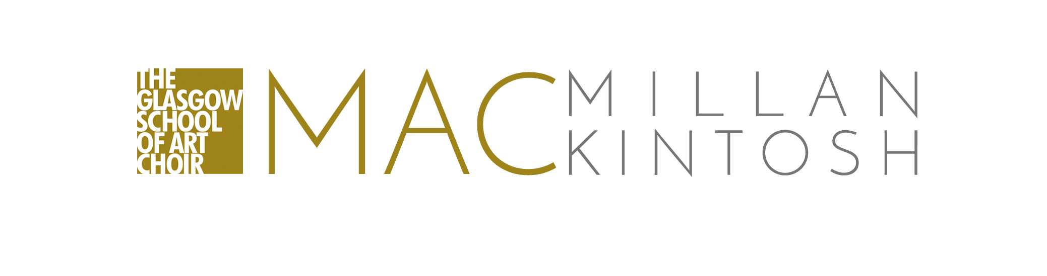 The MacMillan/Mackintosh project logo