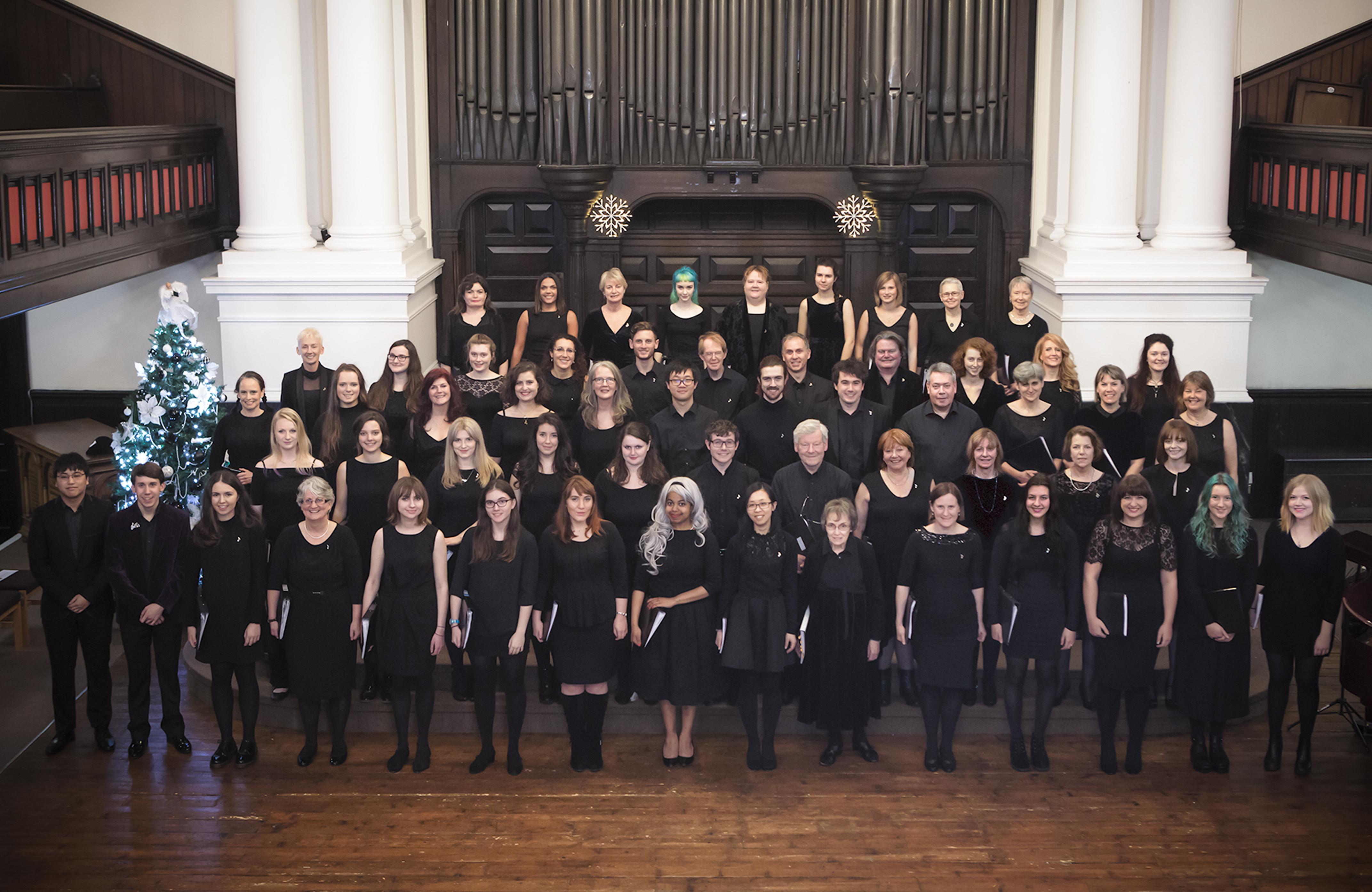 Previous Events - The Glasgow School of Art Choir